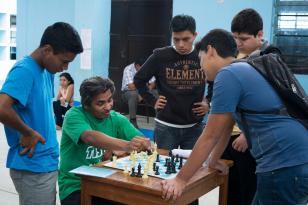 Clases maestras con Juan Cruz